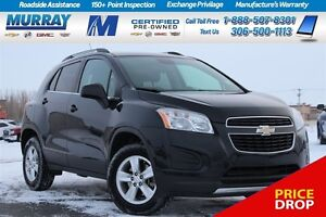 2013 Chevrolet Trax LT*PST PAID*CLOTH SEATS*ON STAR*