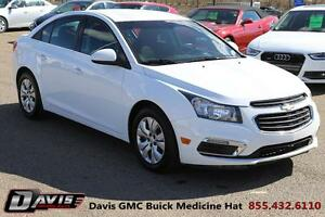 2015 Chevrolet Cruze 1LT Heated seats! Bluetooth!