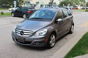 2011 Mercedes-Benz B-Class B200 TURBO SUNROOF / /CERTIFIED