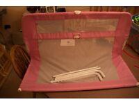 Child bed rail
