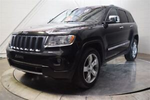 2011 Jeep Grand Cherokee LIMITED AWD CUIR TOIT MAGS 20P NAV