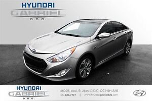2013 Hyundai Sonata Hybrid LIMITED, AUTO, NAVI, AIR, SUNROOF, MA