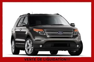 2015 Ford Explorer Limited toit cuir nav