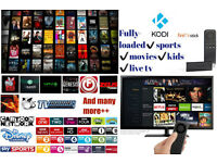 Amazon Firestick + Kodi 16.1 + Modbro Fullyloaded MOVIES✔SPORTS✔TVSHOWS✔KIDS