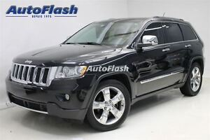 2013 Jeep Grand Cherokee Overland * Adaptive-Cruise * Navigation