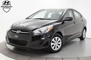 2016 Hyundai Accent AUTOMATIQUE A/C