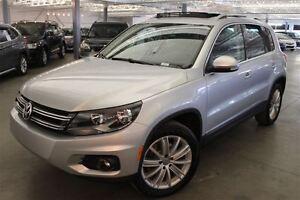 2013 Volkswagen Tiguan HIGHLINE 4D Utility 4Motion NAVIGATION, C