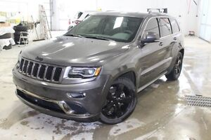 2016 Jeep Grand Cherokee HIGH ALTITUDE ECO DIESEL/TECH PACKAGE*T