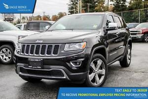 2015 Jeep Grand Cherokee Limited Navigation, Heated Seats, an...