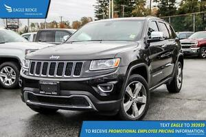 2015 Jeep Grand Cherokee Limited Navigation, Heated Seats, an...