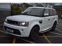 RANGE ROVER SPORT STORMER EDITION!