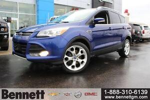 2013 Ford Escape Titanium-  Heated Seats, Navigation, Leather