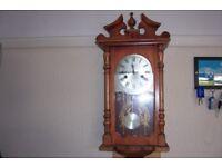 chiming wall clock