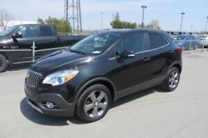 2014 BUICK ENCORE AWD Leather cxl cuir toit ouvrant