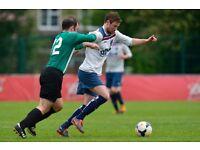 11 a-side Weekend Football League