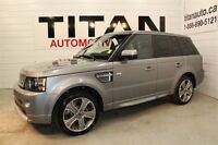 2012 Land Rover Range Rover Sport HSE, Autobiography, Supercharg