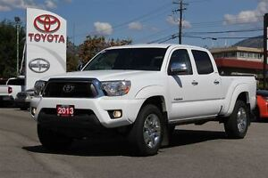 2013 Toyota Tacoma LIMITED 4.0L V6 4x4 Navigation/Heated Leather