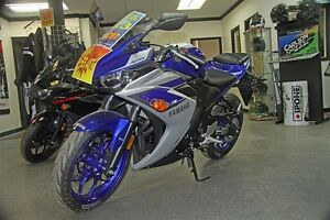 2015 yamaha  YZF-R3 TRADES WELCOME