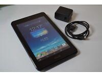"ASUS Memo Pad Android Tablet Wi-Fi 7"" HD Black"
