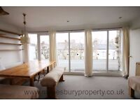 NW3 - Primrose Hill - 2 Bedroom Flat with Own Balcony - Near Chalk Farm Station - Available Now