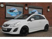 VAUXHALL CORSA 1.2 Limited Edition (white) 2011