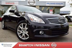 2012 Infiniti G37X Sport (A7)*Leather,Bluetooth,Proximity sensor