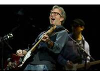 Eric Clapton Tickets - GREAT SEATS - Royal Albert Hall, London - 22nd May 2017