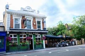 Bar Staff - Prince Albert Twickenham