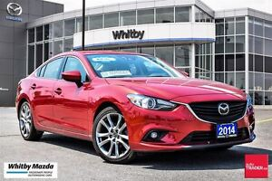 2014 Mazda MAZDA6 GT TECH  PACKAGE | NAVi