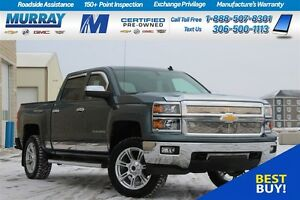 2014 Chevrolet Silverado 1500 LT*REMOTE START*REAR VISION CAMERA