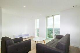 Stunning 2 bed apartment in new Crodon development, Saffron Tower- TG