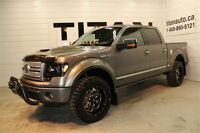 2011 Ford F-150 Platinum, FX4, LIFTED, Hennesey, Must see