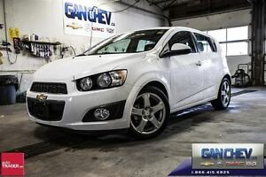 2016 Chevrolet Sonic LT Auto $64 a Week $0 Down