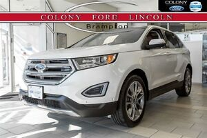 2015 Ford Edge FORD COMPANY DEMO, PANROOF, TOW PKG!
