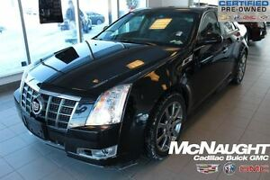 2013 Cadillac CTS AWD   Touring & Performance Pkgs