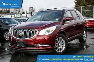 2016 Buick Enclave Leather Sunroof, Heated Seats, and Satelli...