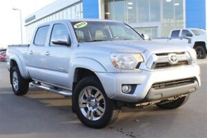 2013 Toyota Tacoma Limited V6| Nav| Heat Leath| Rem Strt| BT| To