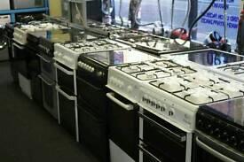 Electric Gas Dual Fuel Cookers 50cm 60cm 55cm