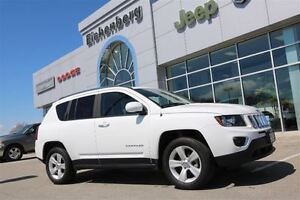 2016 Jeep Compass HIGH ALTITIDE 4X4 *LEATHER*