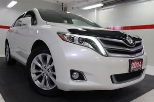 2014 Toyota Venza Limited AWD Heated Lthr Nav Sunroof Btooth BU