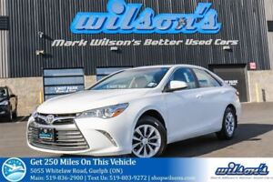 2016 Toyota Camry LE REAR CAMERA! BLUETOOTH! TOUCH SCREEN! POWER