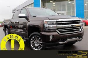 2016 Chevrolet Silverado 1500 High Country| Sun| Nav| H/C Leath|