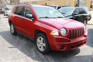 2008 Jeep Compass Sport/North | CERTIFIED + E-Tested