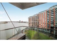 Two Bedroom Apartment , Private Balcony , £520PW, AVAILABLE NOW TO MOVE IN !!! Canary Wharf E14 - SA