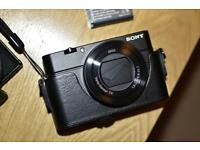 Sony RX100 IV Digital Compact Camera 20.1 MP