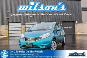 2014 Nissan Versa Note NOTE SL HACTHBACK! NAVIGATION! REAR CAMER