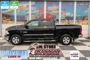 2013 Ram 1500 ST, No Accidents, OKANAGAN TRUCK!!!