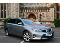 2015 Toyota Auris Hybrid Excel - Panoramic Roof+Self Park+Cruise control+P/Sensor - HPI CLEAR Prius