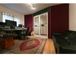 State of the art recording/mixing studio for dry hire, central london