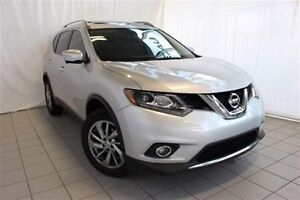 2014 Nissan Rogue SL AWD, PREMIUM, CUIR, TOIT PANO, BLUTOOTH West Island Greater Montréal image 4